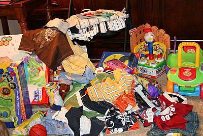 Room Full of Toys